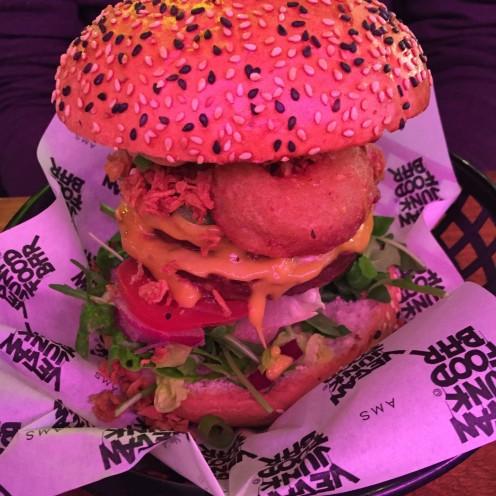 Double Cheeze Burger